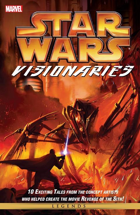 Star Wars – Visionaries (Marvel Edition)