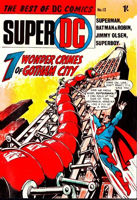 Super DC #13