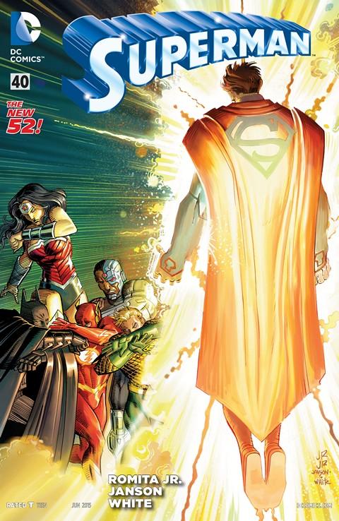 Superman #40