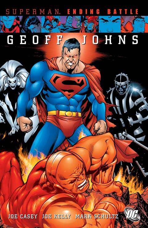 Superman – Ending Battle TPB