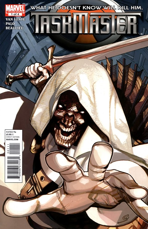 Taskmaster Vol. 2 #1 – 4 (2010-2011)