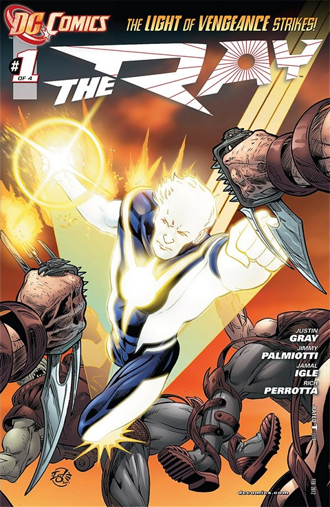 The Ray #1 – 4 Free Download