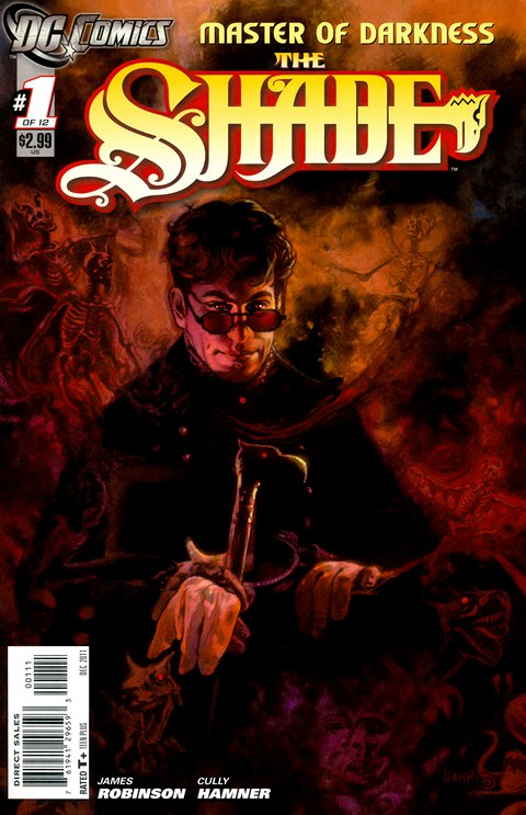 The Shade #1 – 12 (2011-2012)