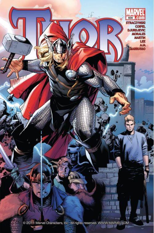 Thor #600 – 621
