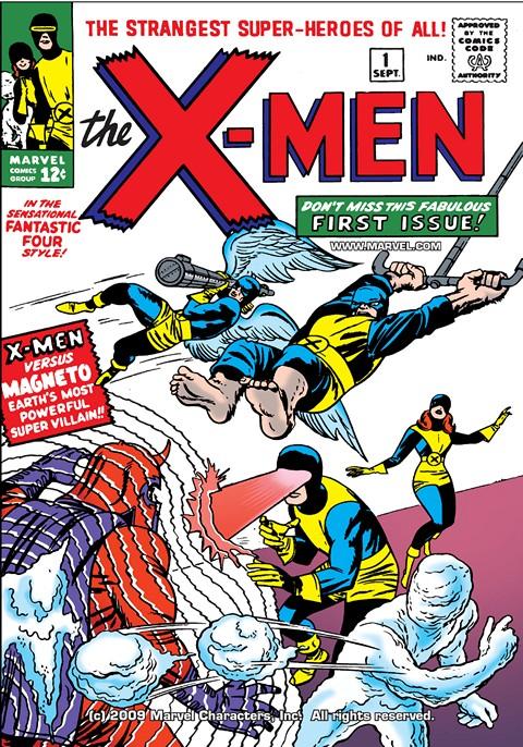 Uncanny X-Men Vol. 1 #1