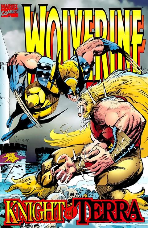 Wolverine – Knight of Terra #1 (1995) (One-Shot)