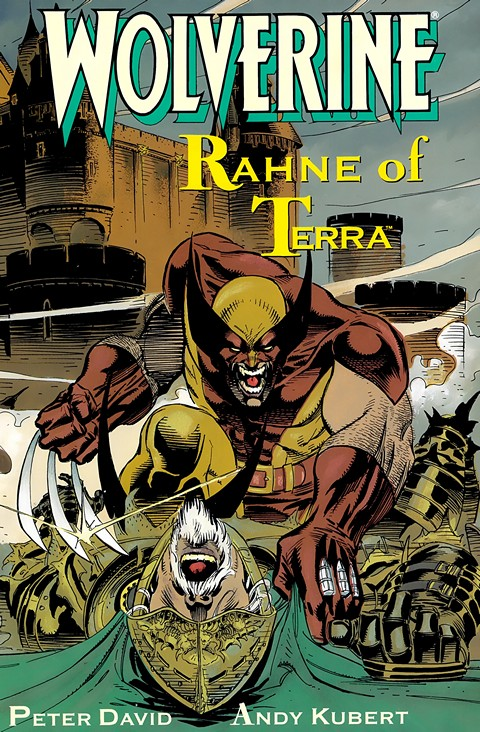 Wolverine – Rahne of Terra
