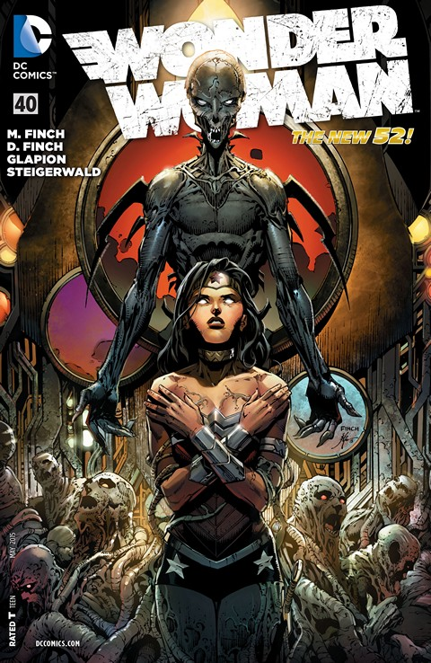 Wonder Woman #40 Free Download