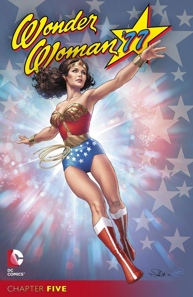 Wonder Woman 77 #5 Free Download