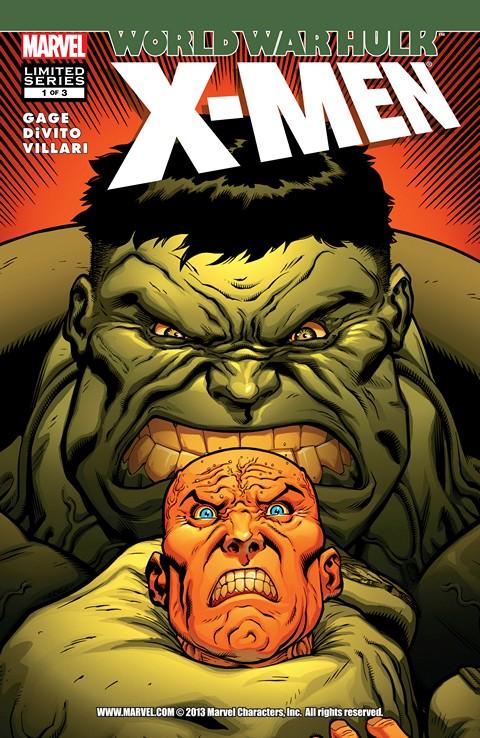 World War Hulk – X-Men #1 – 3 Free Download