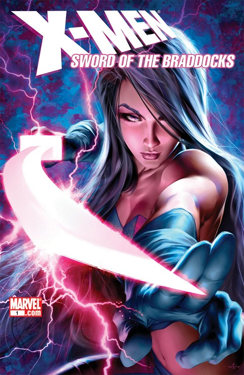 X-Men – Sword of the Braddocks #1