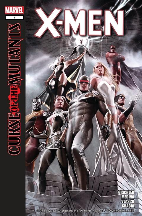 X-Men Vol. 3 #1 – 41 + TPBs (2010-2013)