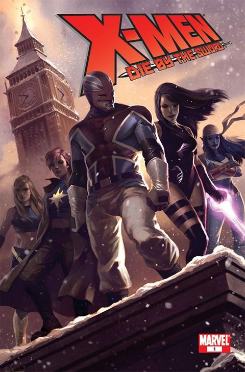 X-Men – Die By The Sword #1 – 5 (2007-2008)