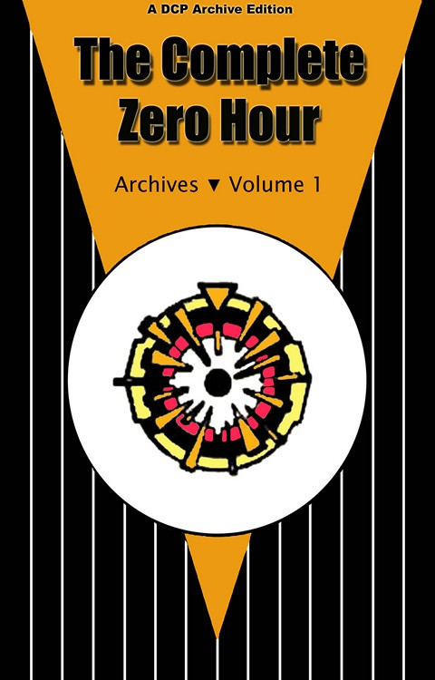 Zero Hour Vol. 1 – 8 Complete Collection
