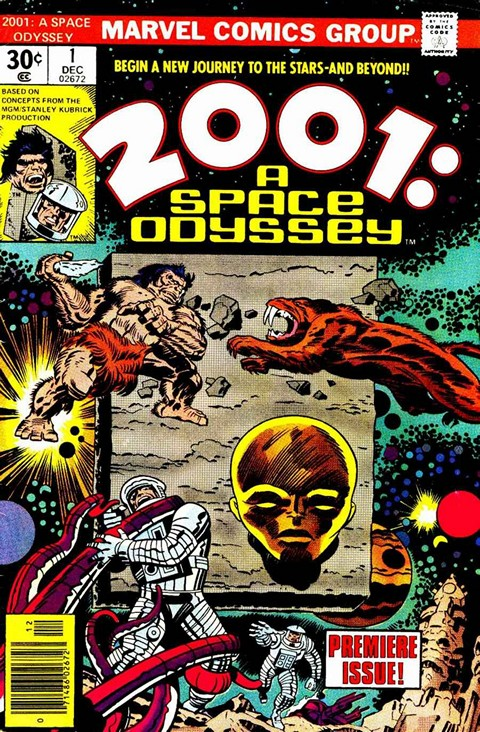 2001 – A Space Odyssey #1 – 10