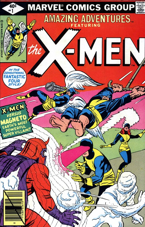 Amazing Adventures Vol. 3 #1 – 14 (1979-1981)