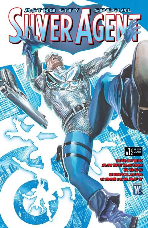 Astro City – Silver Agent #1 – 2
