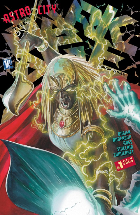 Astro City – The Dark Age – Book 3 #1 – 4