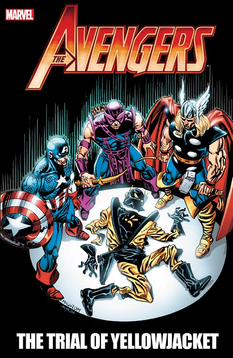 Avengers – The Trial of Yellowjacket (TPB) (2012)