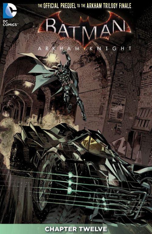 Batman – Arkham Knight #12