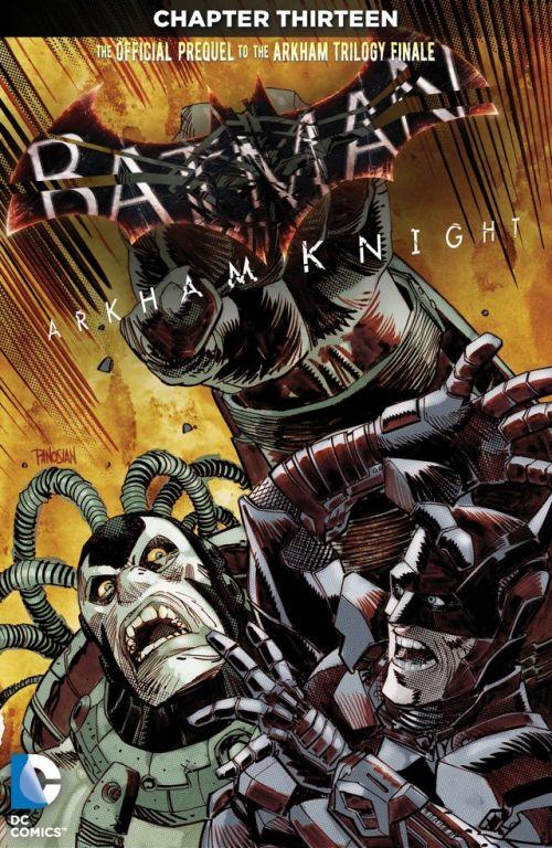 Batman – Arkham Knight #13