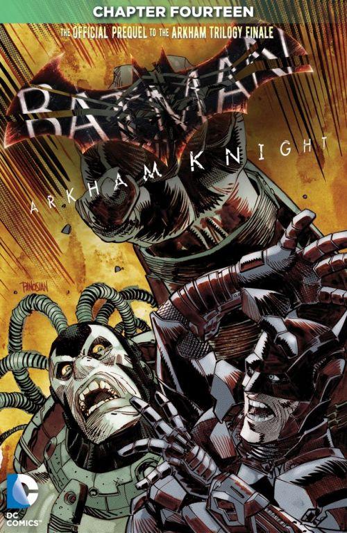 Batman – Arkham Knight #14