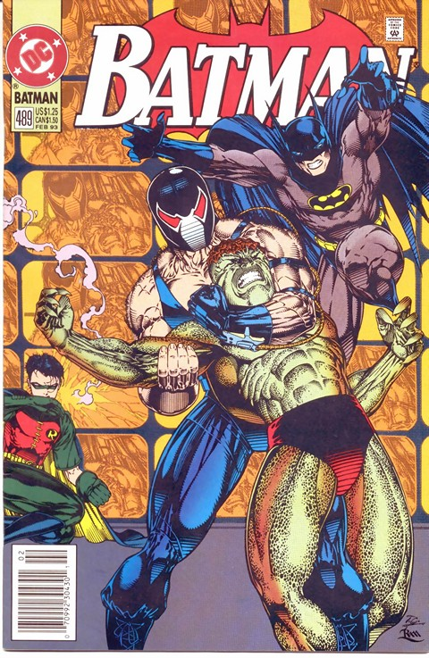 Batman: Knightfall (Complete Saga)