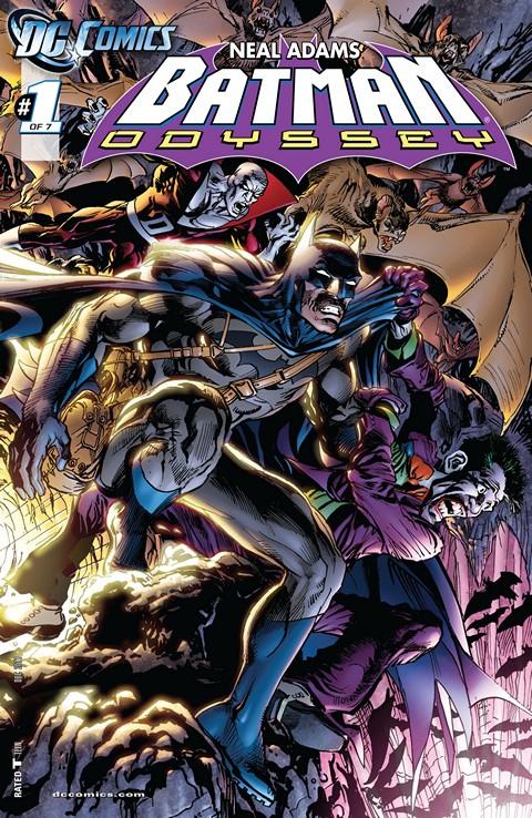 Batman – Odyssey Vol. 2 #1 – 7