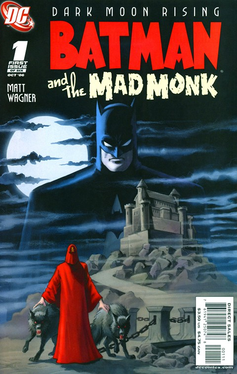 Batman and the Mad Monk #1 – 6