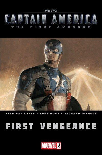 Captain America – First Vengeance #1 – 4 (2011)