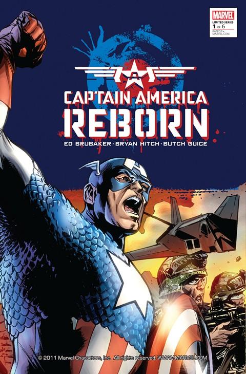 Captain America – Reborn #1 – 6