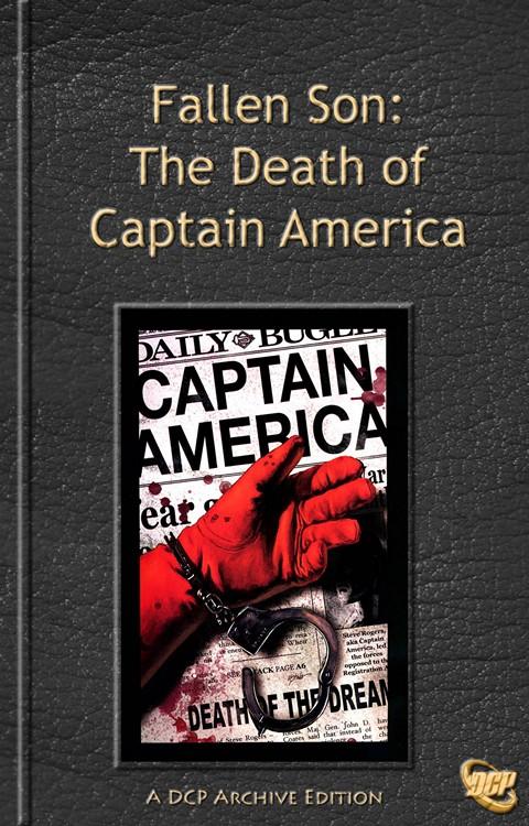 Captain America – The Death of Captain America (Story Arc)