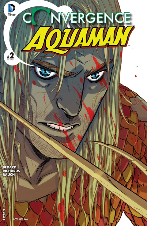 Convergence – Aquaman #2