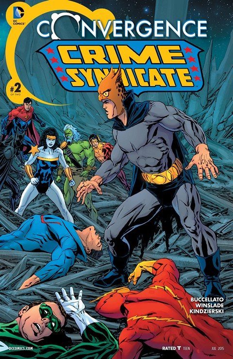 Convergence – Crime Syndicate #2