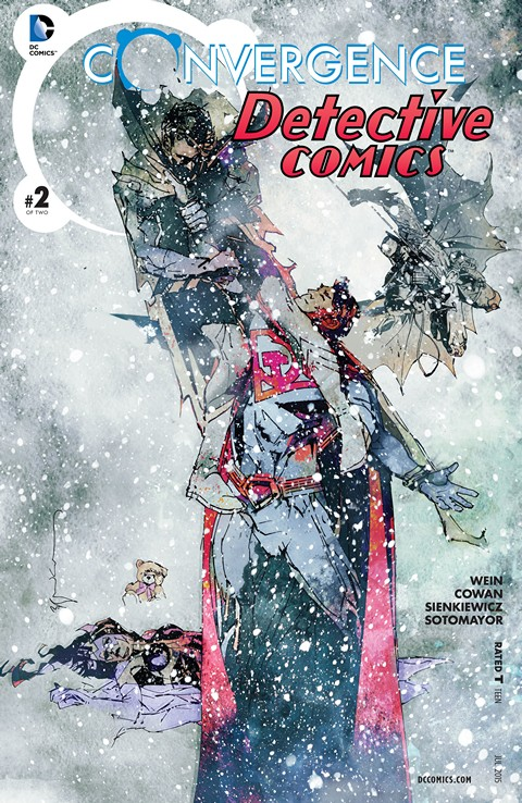 Convergence – Detective Comics #2