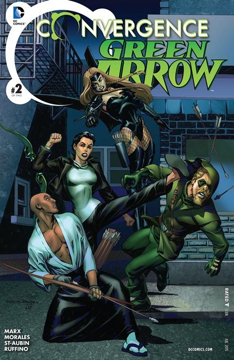 Convergence – Green Arrow #2