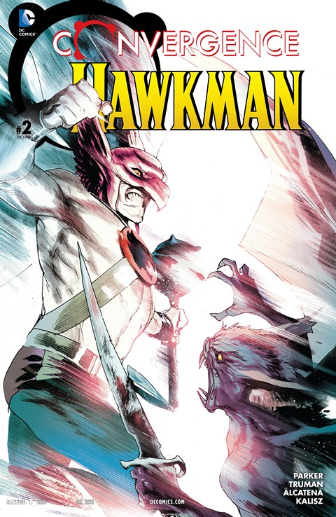 Convergence – Hawkman #2