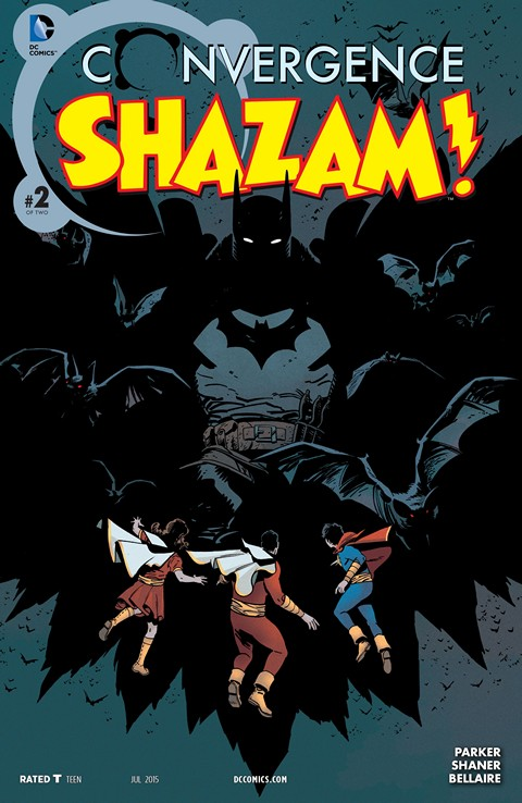 Convergence – Shazam! #2 (2015)