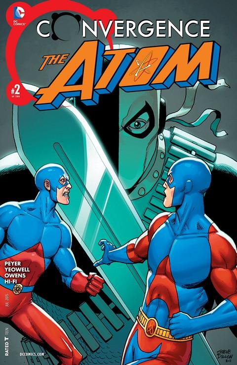 Convergence – The Atom #2