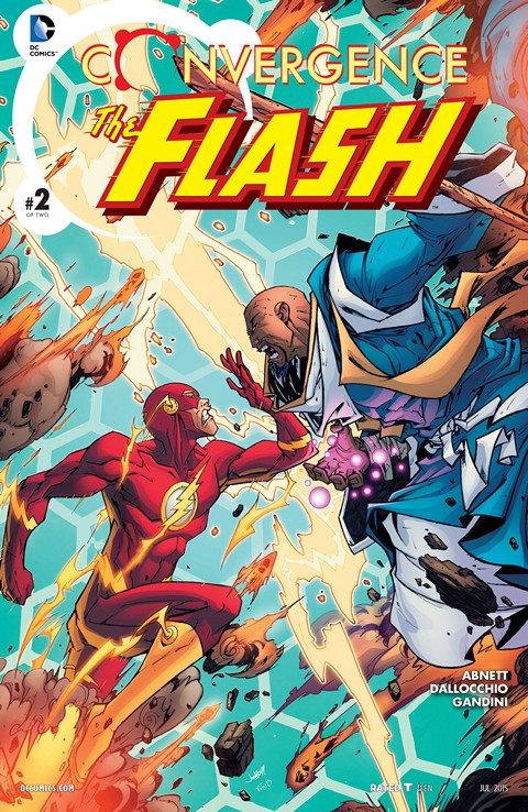 Convergence – The Flash #2