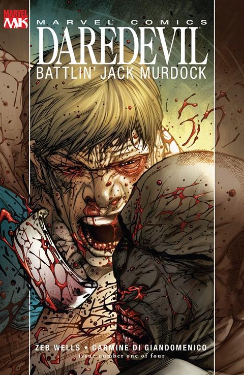 Daredevil – Battlin Jack Murdock #1 – 4