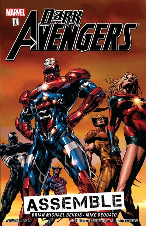 Dark Avengers Vol. 1 – Assemble