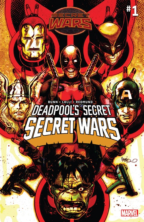 Marvel Secret Wars 1984 Pdf