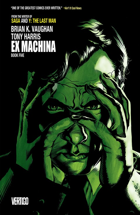 Ex Machina Book #5