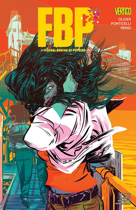 Federal Bureau of Physics #8 – 16