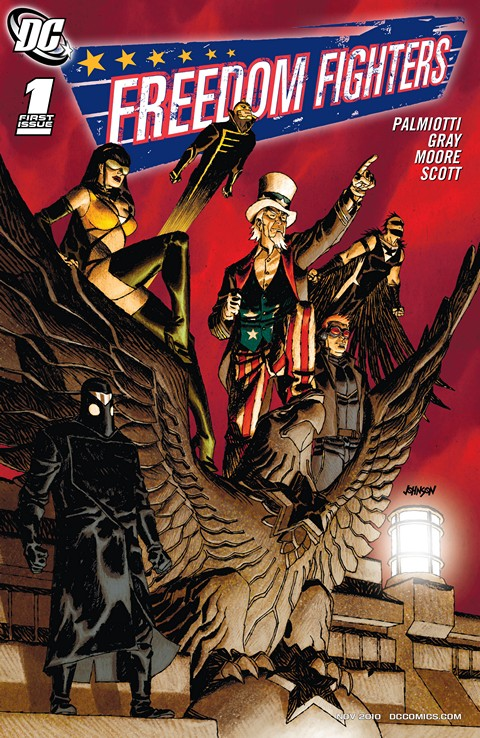 Freedom Fighters #1 – 9