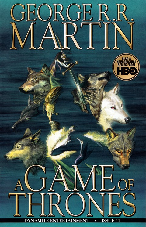 George R. R. Martin`s A Game Of Thrones #1 – 24