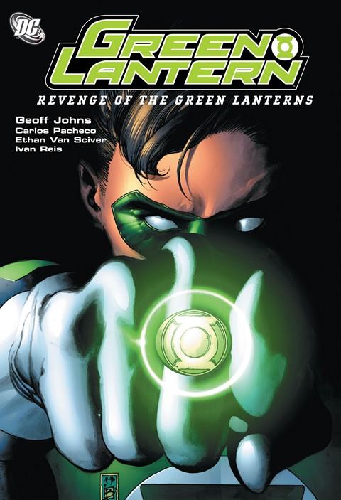 Green Lantern Vol. 02 – Revenge of the Green Lanterns