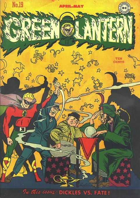 Green Lantern Vol. 1 #19 – 38