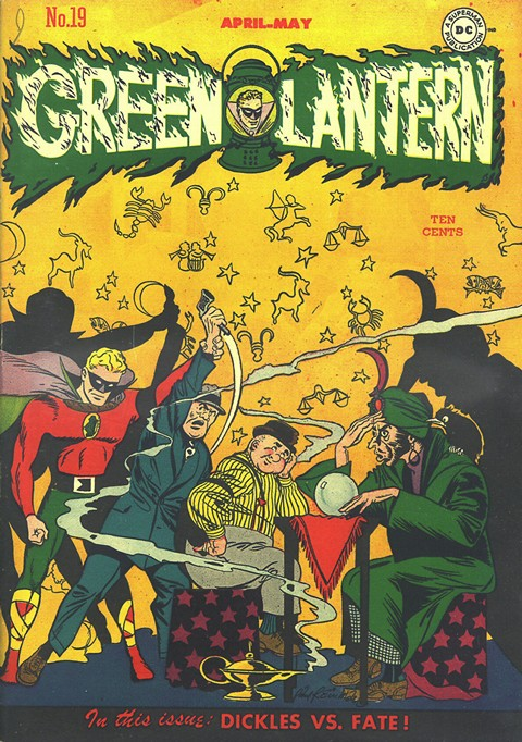 Green Lantern Vol. 1 #19 – 38 (1945-1949)
